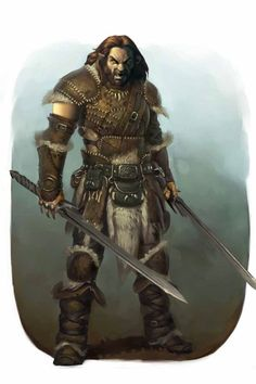 The Goliath Races In D&D