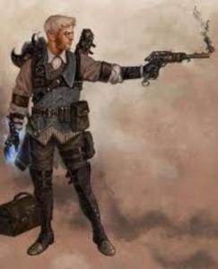 Gunslinger 5E