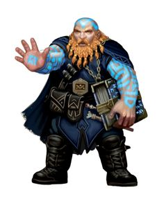 Dwarf 5th edition race in dnd