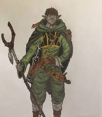 Firbolg 5e (5th edition) in dnd