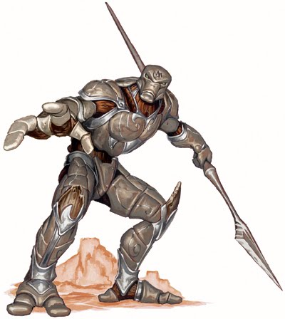 warforged personality 5e