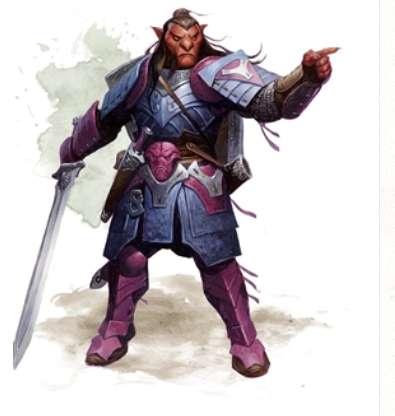 Hobgoblin  5e (5th Edition) in dungeons and dragons