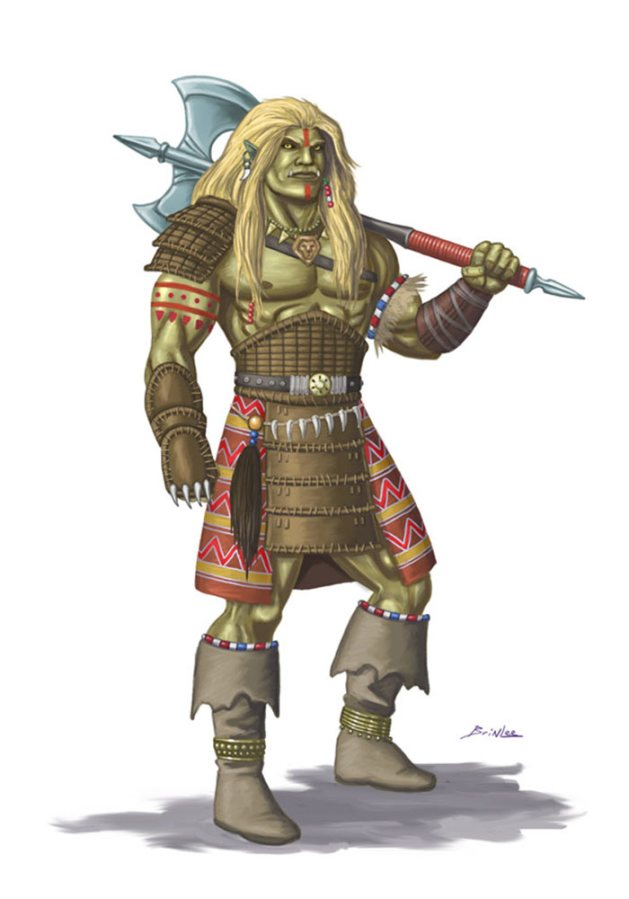 Welcome to barbarian 5e (5th Edition) in D&D