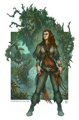 Shifter 5th Edition in D&D